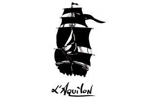 logo aquilon editions A5