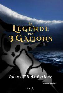 Dans l'Oeil du Cyclone conclut La Légende des 3 Galions.