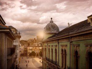 La ville de Lugo