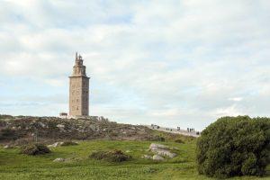 La Tour d'Hercule, merveille antique de la Galice