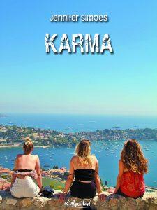 Ce mois-ci dans Lire Plus Loin, focus sur Karma, de Jennifer Simoes