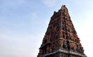 Temple Hindou à Bangalore
