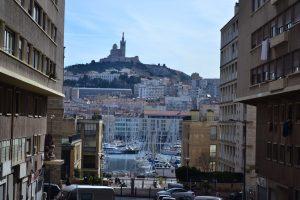 Marseille et son port