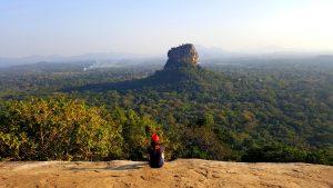 Karen Vigouroux au Sri-Lanka