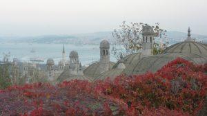 Vue sur le Bosphore, Istanbul